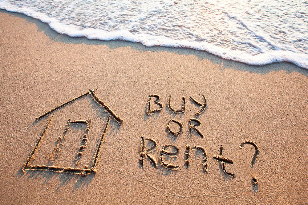 buy or rent a house in Barcelona